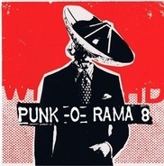 The Distillers,Hot Water Music,Rancid, u.a - Punk-O-Rama 8