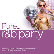 Blu Cantreli / Chris Brown / Christina Aguilera / etc - Pure... R&B Party