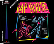 Dr. Alban / Stereo MC's / A Tribe Called Quest a.o. - Rap House Volume 4