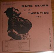 Bo Carter, Roosevelt Sykes a.o. - Rare Blues Of The Twenties No. 5 1927-1930