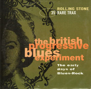 Steamhammer / Juicy Lucy / Ten Years After a.o. - Rare Trax Vol. 35 - The British Progressive Blues Experiment - The Early Days Of Blues-Rock