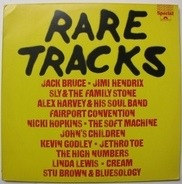 Jack Bruce, Jimi Hendrix, Sly & The Family Stone,.. - Rare Tracks