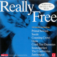 Oasis / Primal Scream / The Cranberries a.o. - Really Free