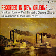 Various - Recorded In New Orleans Vol. 1