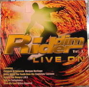 Dancehall Sampler - Riddim Rider Vol. 3 Live On