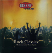 Thin Lizzy / Toto / Lou Redd a.o. - Rock Classics (Meilensteine der Rockmusik)