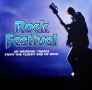 Emerson / Atomic Rooster - Rock Festival