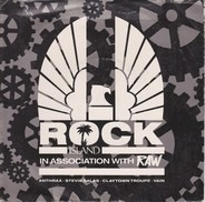 Anthrax, Stevie Salas Colorcode, Claytown Troupe, Vain - Rock Island - In Association With Raw