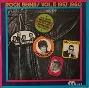 Joe Turner, The Coasters, Chuck Willis,.. - Rock Begins Vol.Il 1957-1960