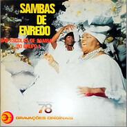 Sambas De Enredo - Sambas De Enredo - Das Escolas De Samba Do Grupo 1 - Carnaval 78