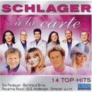 Various - Schlager a la Carte
