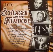 Lilian Harvey / Marlene Dietrich / Comedian Harmonists a.o. - Schlager Aus Der Filmdose (Evergreens Des Deutschen Tonfilms Von 1929 Bis 1944)