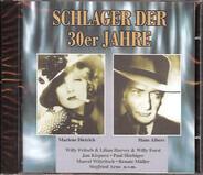 Willy Fritsch / Hans Albers / Jan Kiepura - Schlager Der 30er Jahre