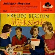 Peter Alexander, Kurt Edelhagen, ... - Schlager-Magazin - Folge 5
