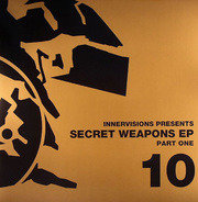 Kingpin Cartel, Mark August, Aji - Secret Weapons EP (Part One)