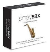 Charlie Parker, Richie Cole, Ralph Moore, Stan Getz, u.a - Simply Sax