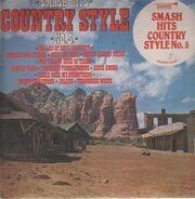 Various - Smash Hits, Country Style No. 5