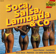 Perez Prado, Maringa, a.o. - Soca, Salsa, Lambada & Co