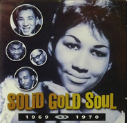Jackson 5 / Marvin Gaye / Stevie Wonder a.o. - Solid Gold Soul 1969 - 1970