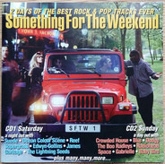 Supergrass, Suede, Reef, New Order, Iggy Pop, a. o. - Something For The Weekend