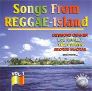 Chris Brown, Peter Brown, a.o. - Songs From Reggae Island Vol. 1