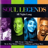 Betty Lavette / Doris Duke / etc - Soul Legends - All Night Long