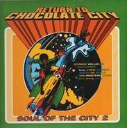 Spice, Mother Of Pearl, Mansha a.o. - Soul Of The City Vol. 2