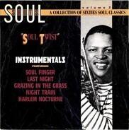The Mar-Keys, a.o. - Soul Shots - Vol. 3 'Soul Twist' (Soul Instrumentals)