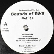 Mariah Carey, Dion, a.o. - Sounds Of R&B Vol. 32