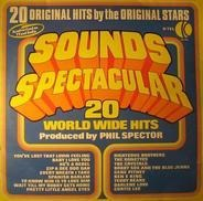 The Ronettes, The Paris Sisters, Gene Pitney - Sounds Spectacular