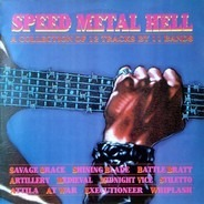 at war a.o. - Speed Metal Hell