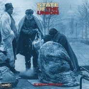 Fugazi, Thorns a.o. - State Of The Union - DC Benefit Compilation