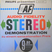 Bobby Christian and his Big Band, Lalo Schifrin et al. - Stereo Demonstration