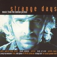 Skunk Anansie, Lords Of Acid, Tricky, Juliette Lewis, u.a - Strange Days - Music From The Motion Picture