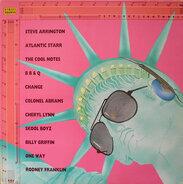 Steve Arrington, Atlantic Starr, The Cool Notes - Street Sounds Edition 13