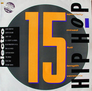 Kurtis Blow,  Duke Bootee, Just-Ice - Street Sounds Hip Hop Electro 15