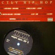 Q-Tip, David Banner, Stevie Wonder et al - Strictly Hip Hop