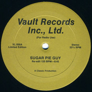 Various - Sugar Pie Guy / Where Is The Love / This Must Be Heaven