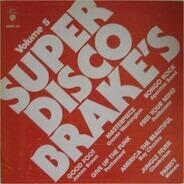 Apacie Band, Parliament, James Brown, Maceo - Super Disco Brake's Volume Five