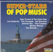 Iron Butterfly / Association a.o. - Super-Stars Of Pop Music