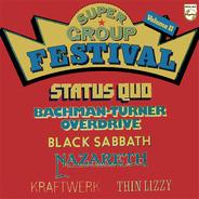 Status Quo, Black Sabbath, Nazareth,.. - Super Group Festival Volume II