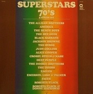 America, Bee Gees, The Allman Brothers,.. - Superstars Of The 70's