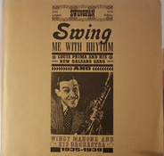 Louis Prima, Wingy Manone - Swing Me In Rhythm