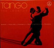 Carlos Gardel, Juan D'Arienzo, a. o. - Tango - The Legends