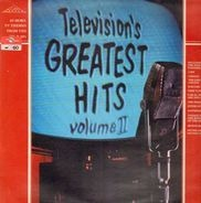 TV Themes From The 50's & 60's - Television's Greatest Hits, Volume II