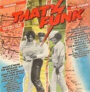 The Sugar Hill Gang, Brooklyn-Express, Sharon Redd a.o. - That's Funk