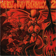Sharks / Skitzo / Deltas a.o. - The Best of Fury Psychobilly Vol. 2
