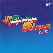 Amanda Lear / Digital Game / Kirlian Camera a.o. - The Best Of Italo-Disco Vol. 4