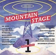 Dr. John,Daniel Lanois,Jesse Winchester, u.a - The Best Of Mountain Stage Live Volume One
