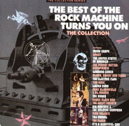 Moby Grape, Spirit a.o. - The Best Of The Rock Machine Turns You On